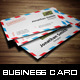 Envelope Style Business Card - GraphicRiver Item for Sale
