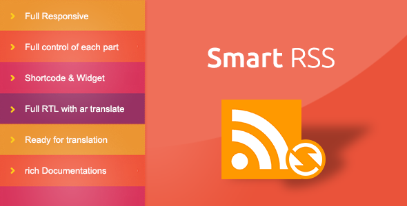 CodeCanyon SmartRSS 7240755