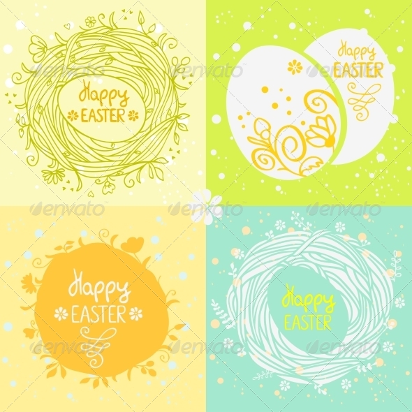 GraphicRiver Easter 7260366