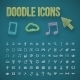 Doodle Icons - GraphicRiver Item for Sale