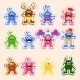 Cartoon Monsters - GraphicRiver Item for Sale