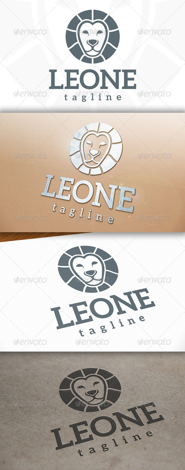 GraphicRiver Lion Logo 7261220