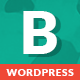 BRIZZZ - Flat One Page Wordpress Theme