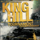 King of The Hill Gaming Poster and Event Pass - GraphicRiver Item for Sale