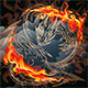 The Fire Dragon - GraphicRiver Item for Sale