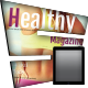 Tablet Healthy Magazine - GraphicRiver Item for Sale