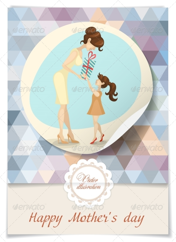 GraphicRiver Mother s Day 7263310