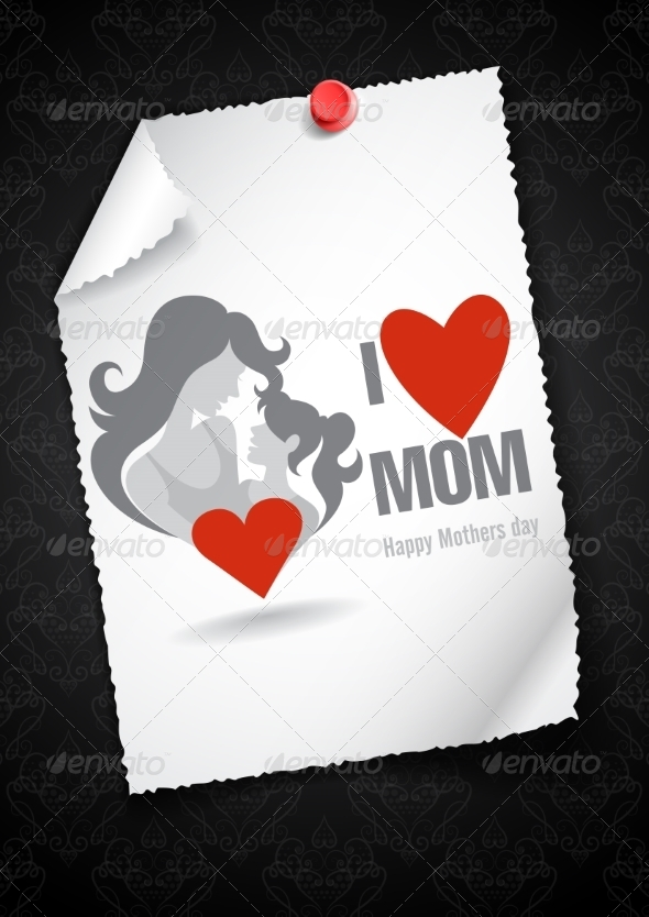 GraphicRiver Happy Mothers Day 7263326