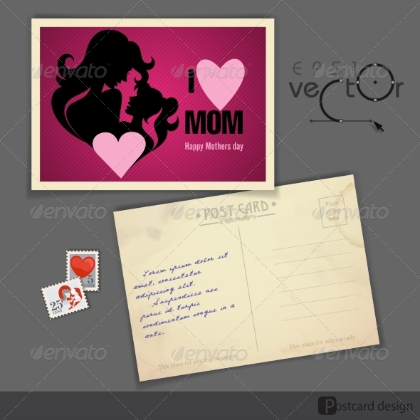 GraphicRiver Happy Mothers Day 7263331