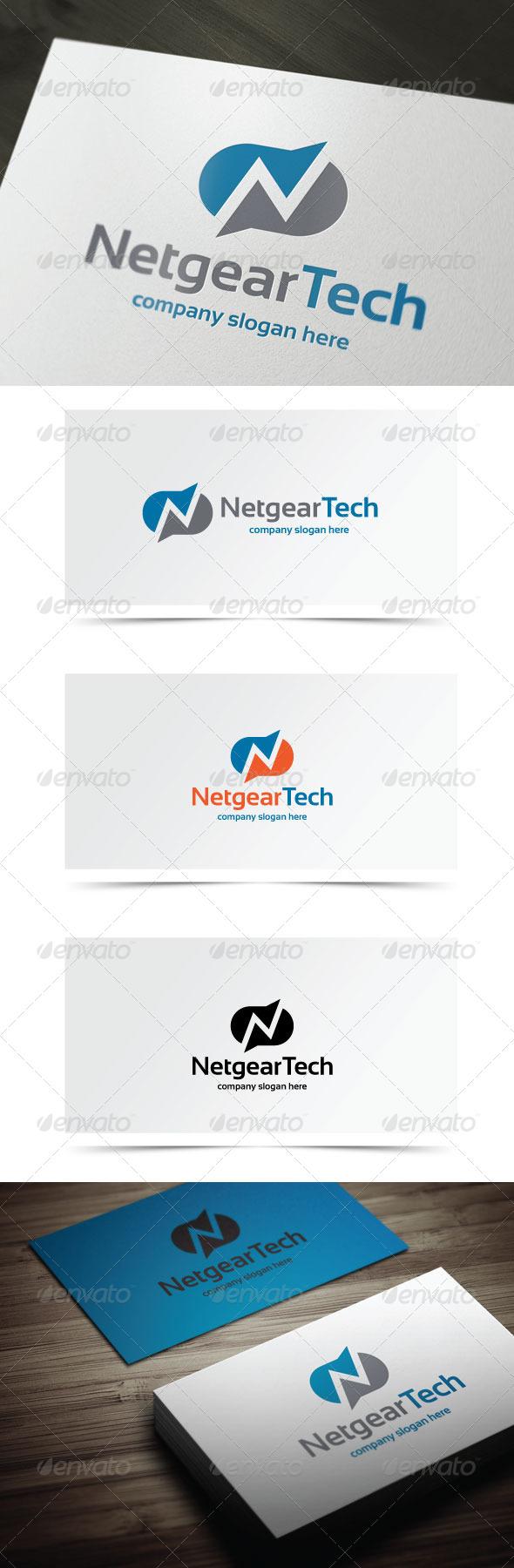 GraphicRiver Netgear Tech 7263366