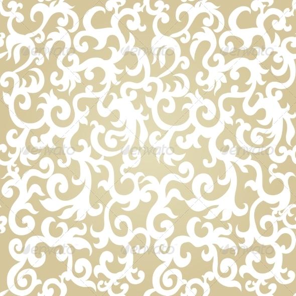 GraphicRiver Seamless Pattern Background.Damask Wallpaper 7263815