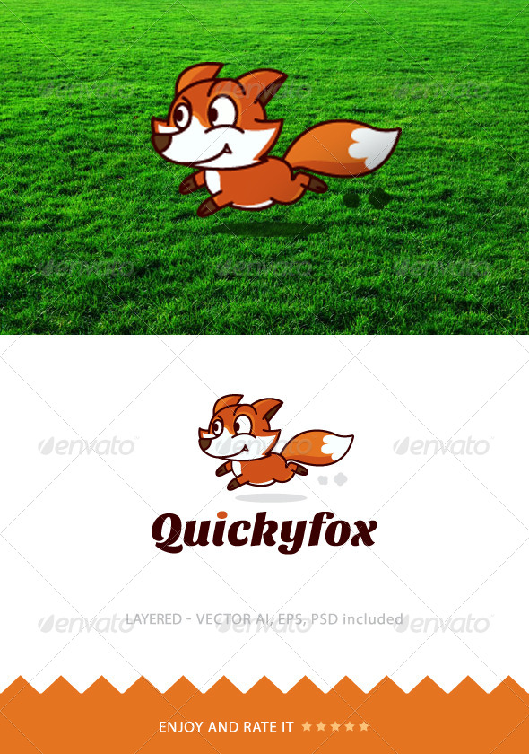 GraphicRiver Quicky Fox 7209463