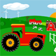 Farm Illustration - GraphicRiver Item for Sale