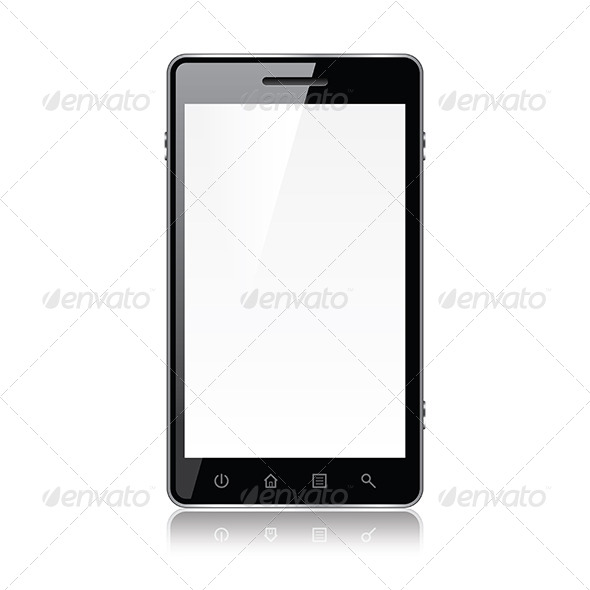 GraphicRiver Smart Phone 7264736