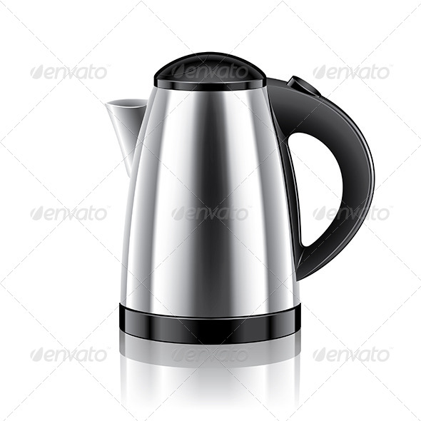 GraphicRiver Electric Kettle 7264777