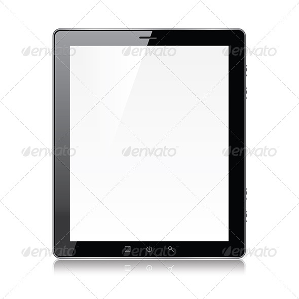 GraphicRiver Tablet PC 7264781