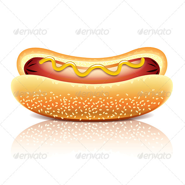 GraphicRiver Hot Dog 7264806