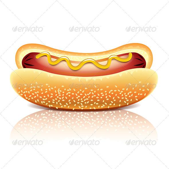 GraphicRiver Hot Dog 7264806