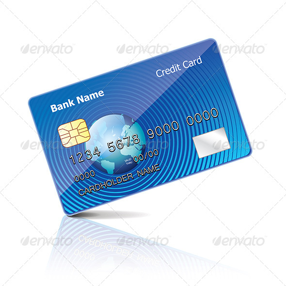 GraphicRiver Credit Card 7264828