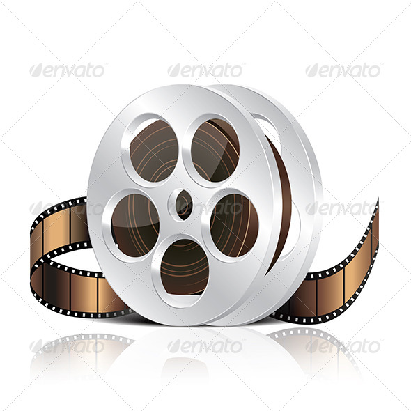 GraphicRiver Film Reel 7264836