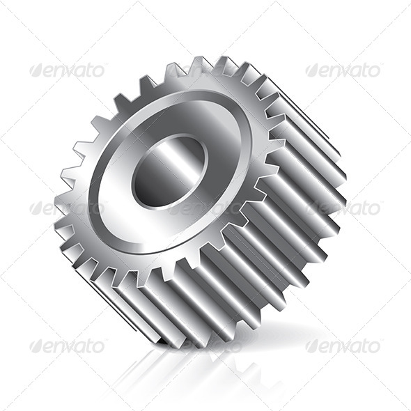 GraphicRiver Gear Wheel 7264844