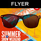 Summer Show | Flyer Bundle - GraphicRiver Item for Sale