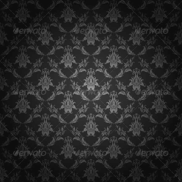 GraphicRiver Damask Seamless Floral Pattern 7265039