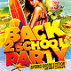 Back to School Spring Break Edition - GraphicRiver Item for Sale