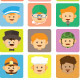 Characters and Occupations - GraphicRiver Item for Sale