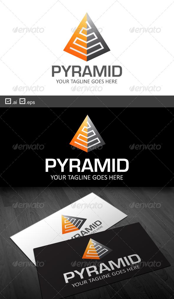 GraphicRiver Pyramid 7104344