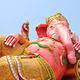 The biggest Ganesha statue in temple,Thailand. - PhotoDune Item for Sale