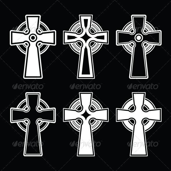 GraphicRiver Celtic Cross 6870445
