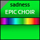 Sad Choir Melody Loop