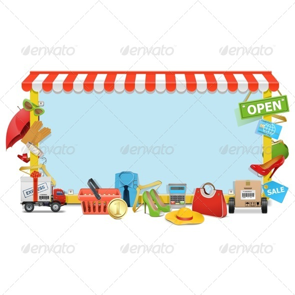 GraphicRiver Shopping Board 7272077