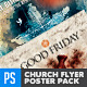 Church/Christian Themed Poster/Flyer Bundle#2 - GraphicRiver Item for Sale