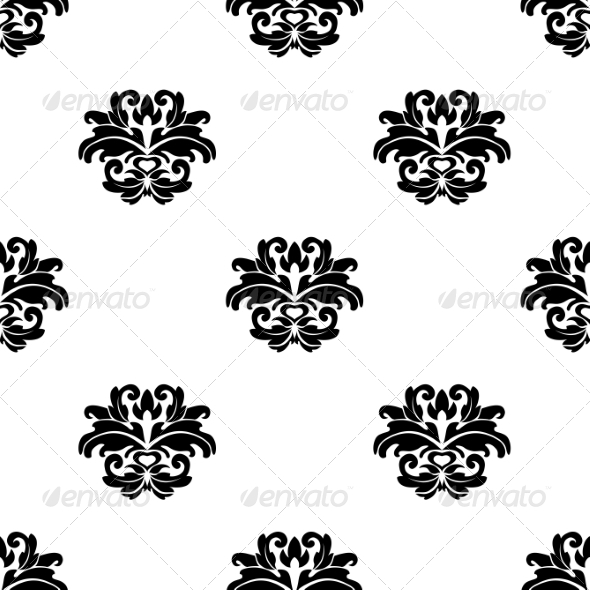 GraphicRiver Floral Pattern 7272171