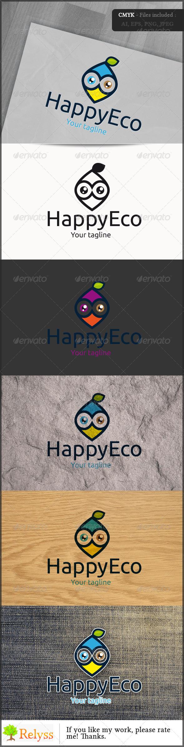 GraphicRiver HappyEco 7272571