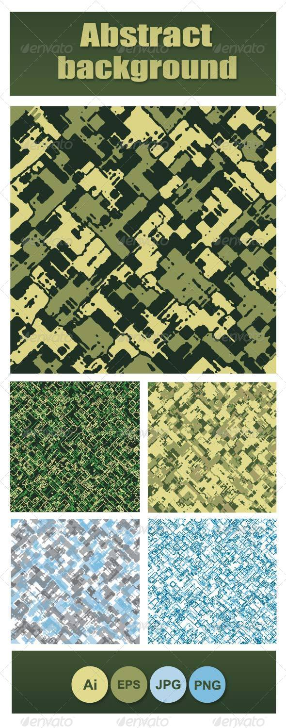 GraphicRiver Camouflage Textures 7251679