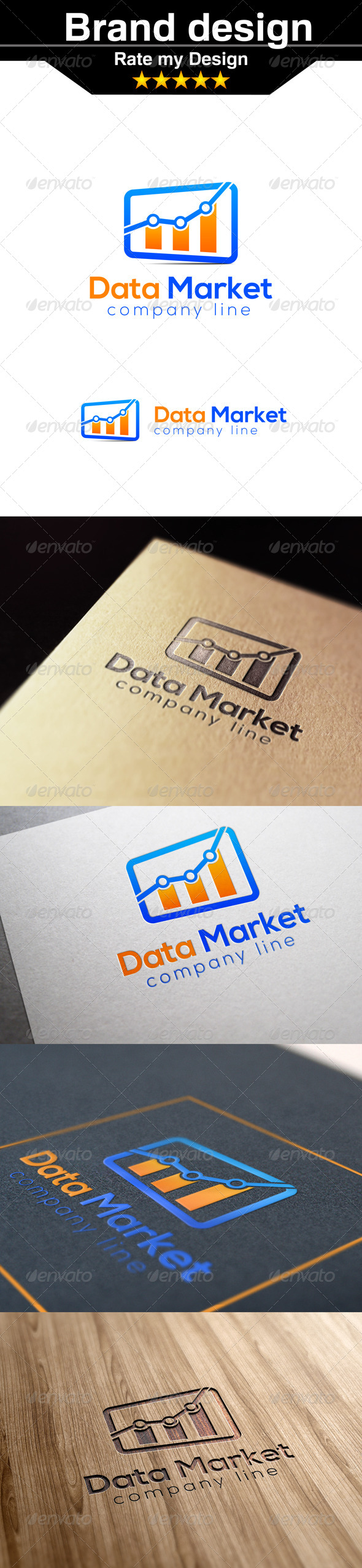 GraphicRiver Data Market 7274318