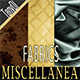 Fabric Texture Miscellanea | Bundle - GraphicRiver Item for Sale