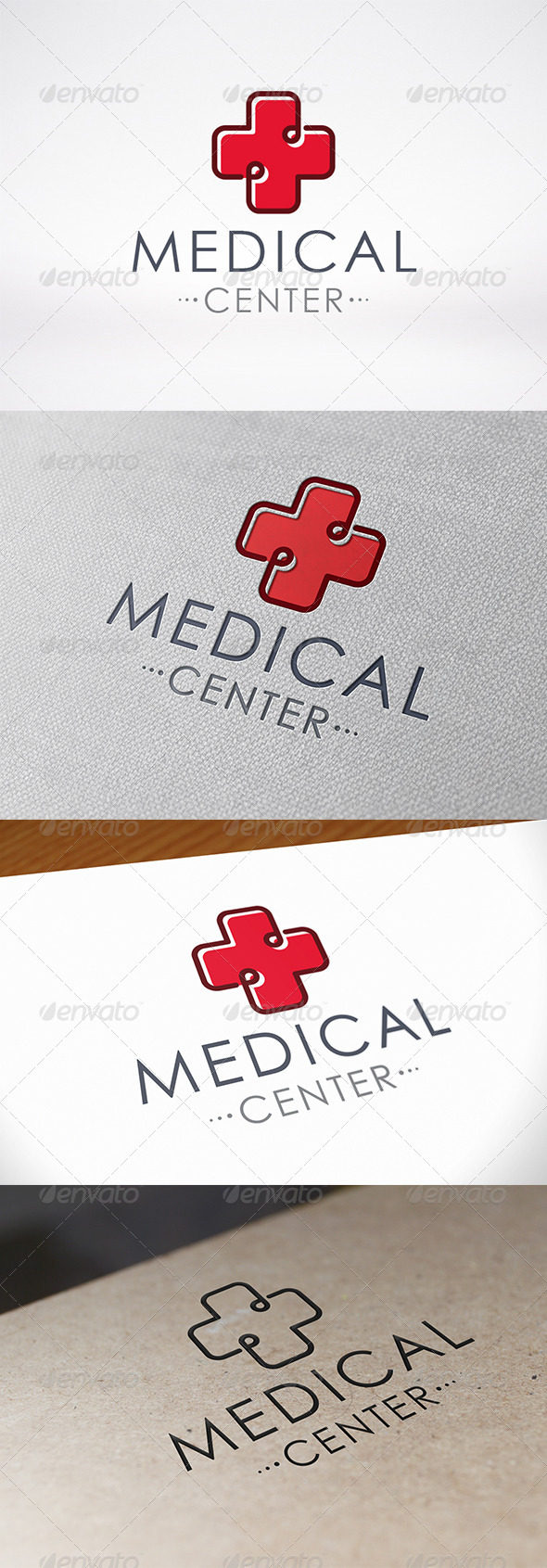 GraphicRiver Medic Logo Template 7278596