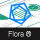 Flora - Presentation Template vol.1 - GraphicRiver Item for Sale