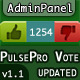 PulsePro Vote Component with Unvote Choice - CodeCanyon Item for Sale