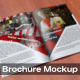 16 Page Brochure Mockup - GraphicRiver Item for Sale