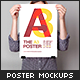Poster Mockup / 12 Different Images - GraphicRiver Item for Sale