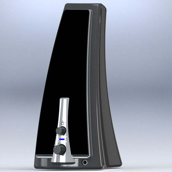 3DOcean Philips Speaker 7279670