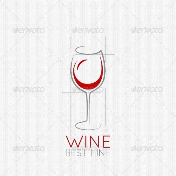 GraphicRiver Wine Glass Design Background 7280333
