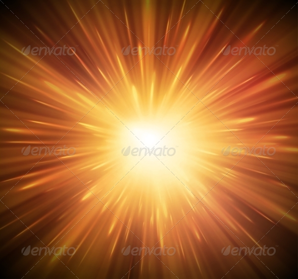 GraphicRiver Background with Explosion 7280470