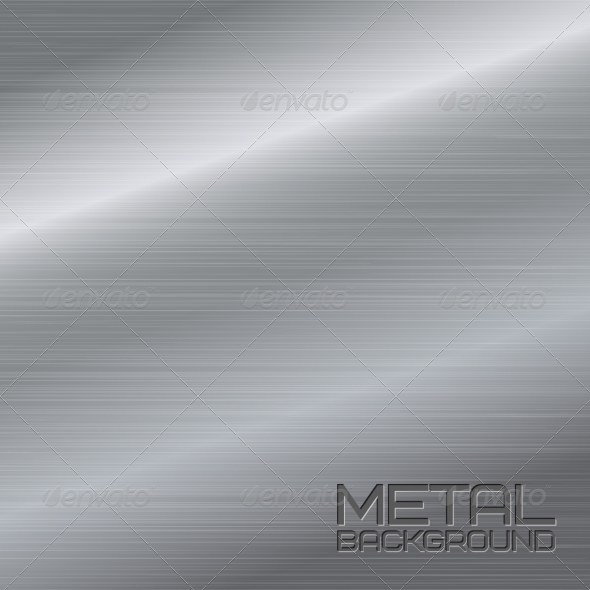 GraphicRiver Abstract Metal Background 7281159