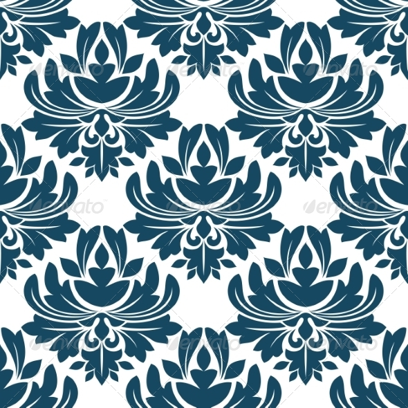 GraphicRiver Floral Pattern 7281589